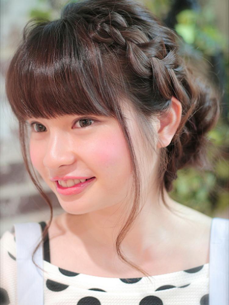 ルーズ☆無造作☆かわいいヘアアレンジ